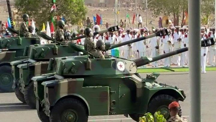 Armée djiboutienne / Djibouti National Army - Page 2 428