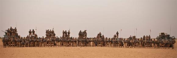 Intervention militaire au Mali - Opération Serval - Page 3 431