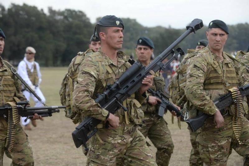 Armée argentine/Fuerzas Armadas de la Republica Argentina - Page 11 512