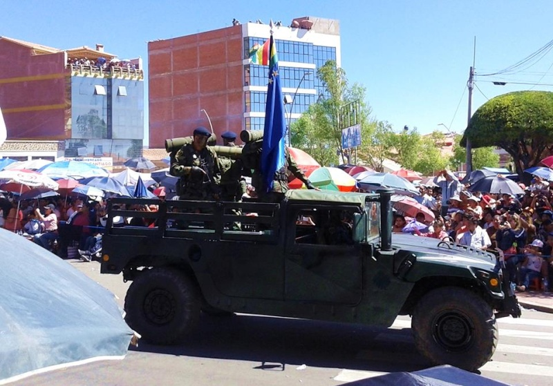 Armée bolivienne - Page 2 5147