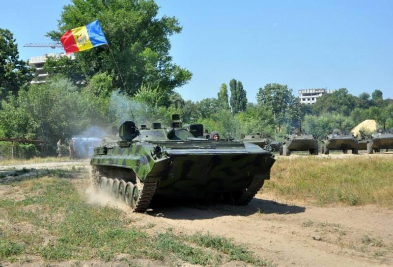 Forces armées moldaves 6101