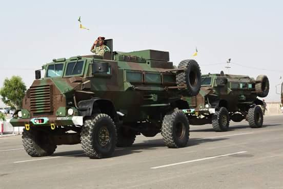 Armée djiboutienne / Djibouti National Army - Page 2 622