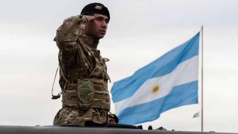 Armée argentine/Fuerzas Armadas de la Republica Argentina - Page 11 711