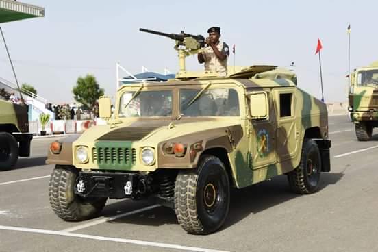 Armée djiboutienne / Djibouti National Army - Page 2 823