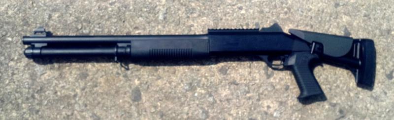 [VANDUT] Shotgun M56DL DE Shotgu10