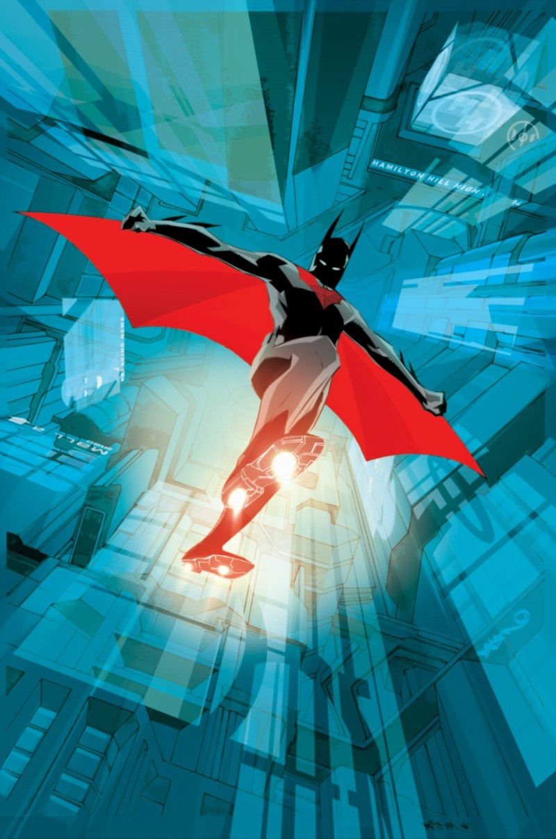 Batman Beyond 810