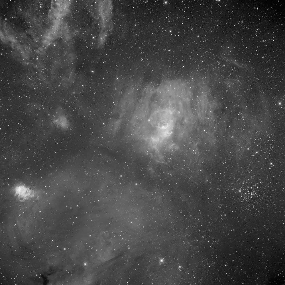 NGC7635 au 250 Bubble13