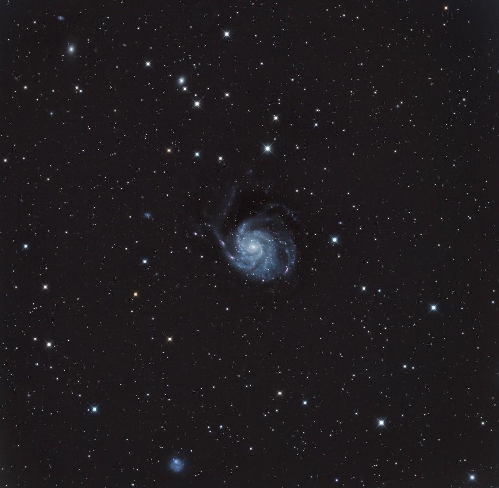 M101 en RGB CCA250 M10110