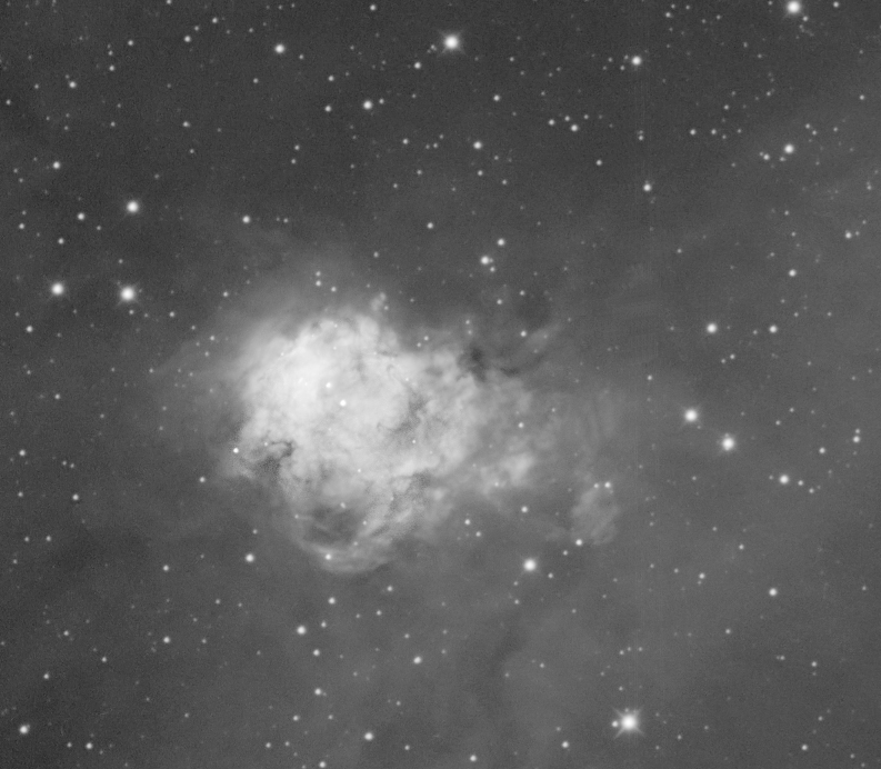 NGC7635 au 250 Neb10