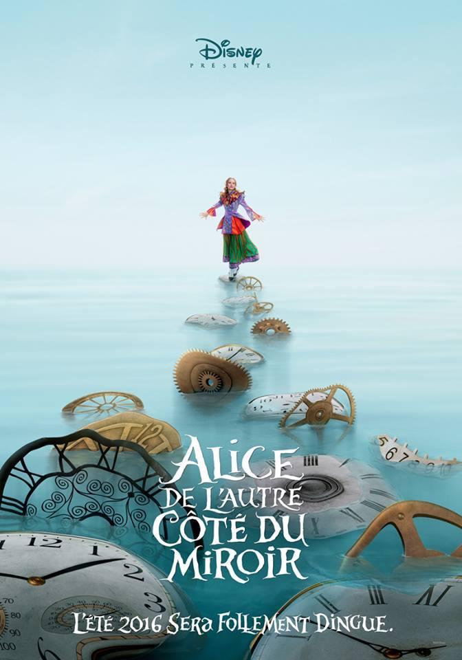 Alice de l'autre côté du miroir 11870610