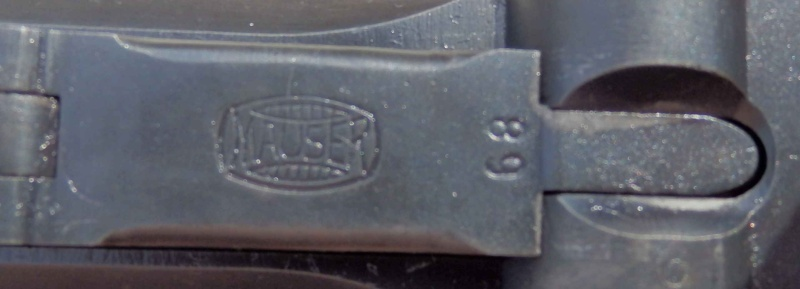 Réflexions sur la production de pistolets Luger P 08, par Mauser, en 1945-1946. - Page 2 210