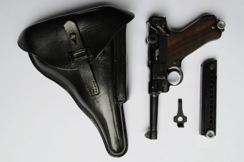 Un rare Luger de police, Erfurt-Mauser daté de 1940. Erfurt10