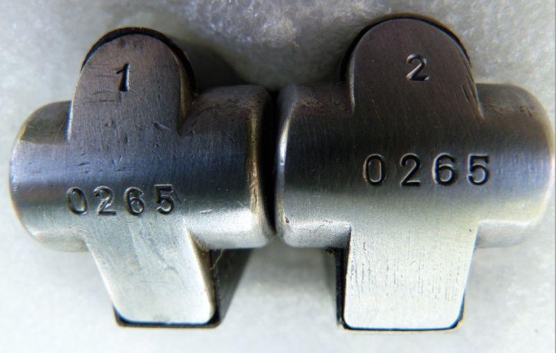 Un rare Luger de police, Erfurt-Mauser daté de 1940. Erfurt20