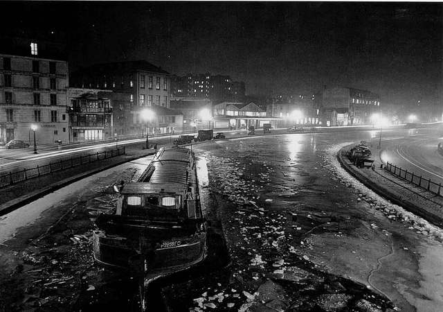 HIVER 1954 A SIDI BEL ABBES Canal-10