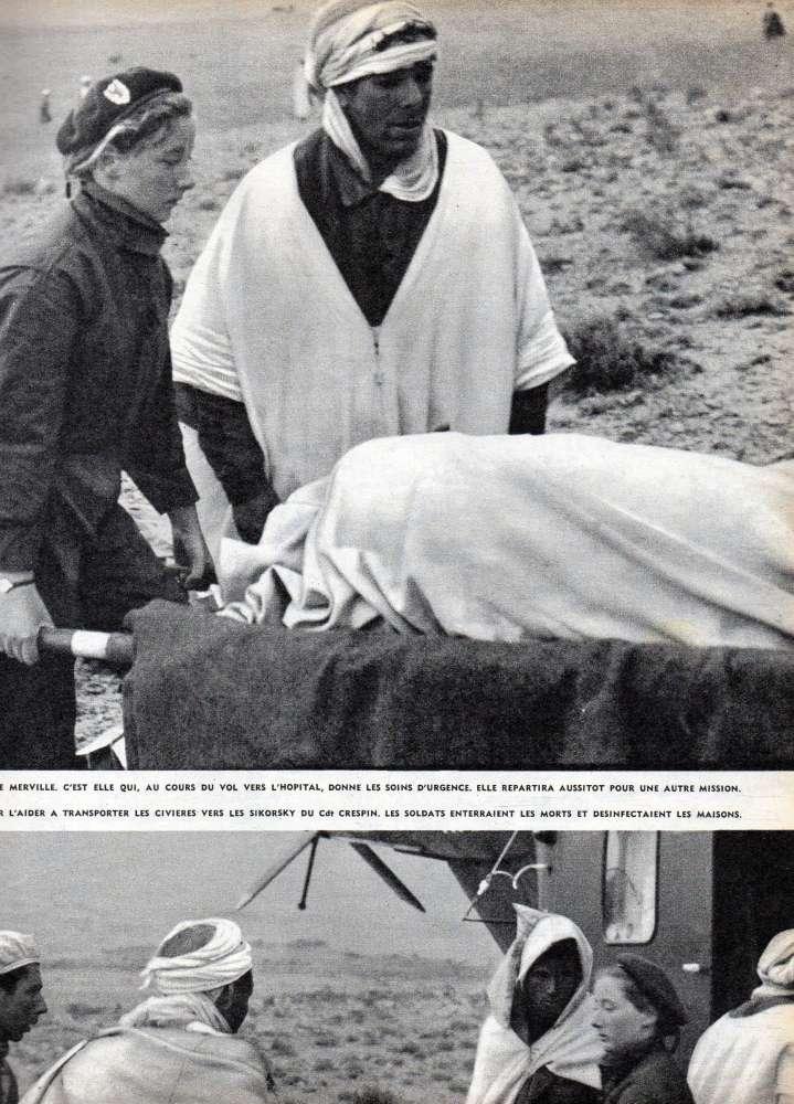 MASSACRE DE MELOUZA  PARIS-MATCH 27 juin 1954 Img48410