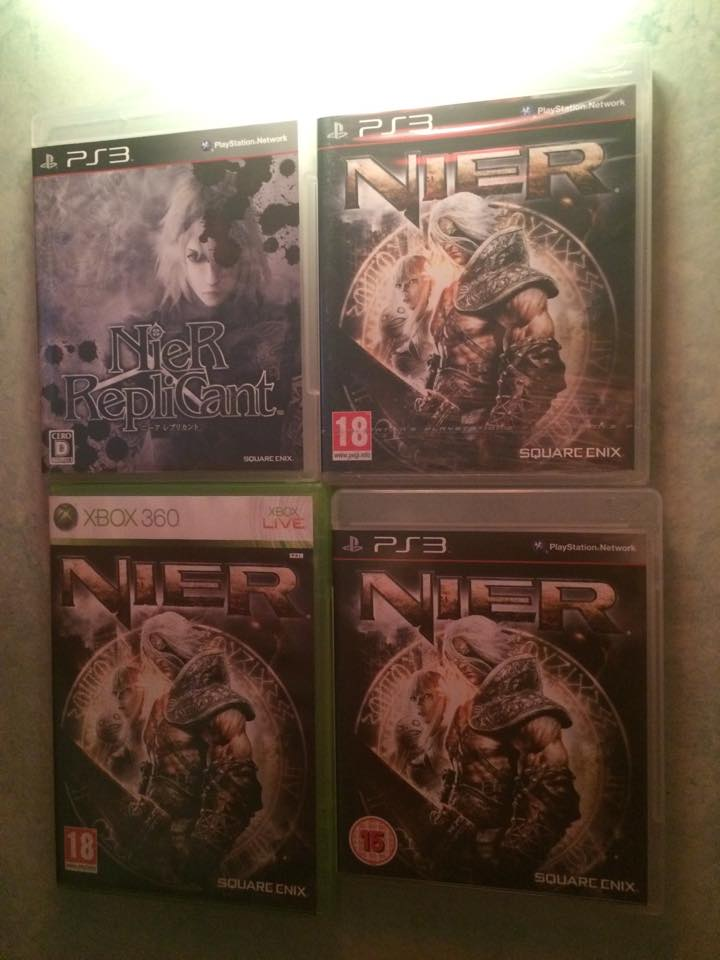 NieR, le jeux le plus sous estimé de la génération PS3/360? 11800210