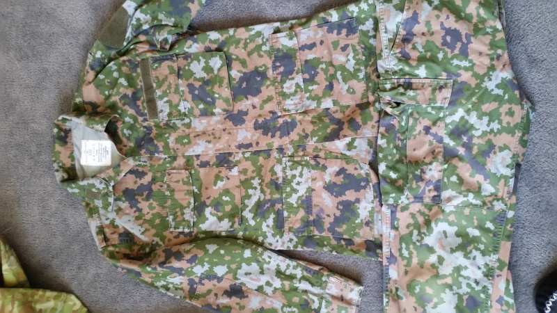 Luxembourg gets its own camo pattern! Luc10
