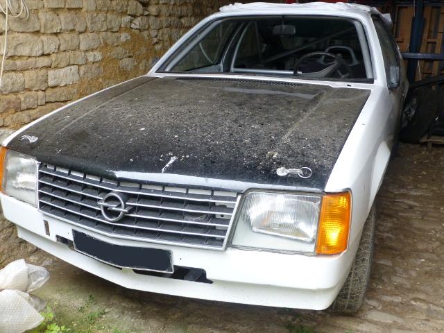 Petits trésors de parkings... Opel111