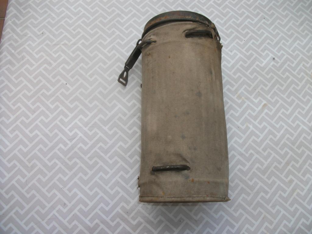 Boitier masque à gaz All 00212