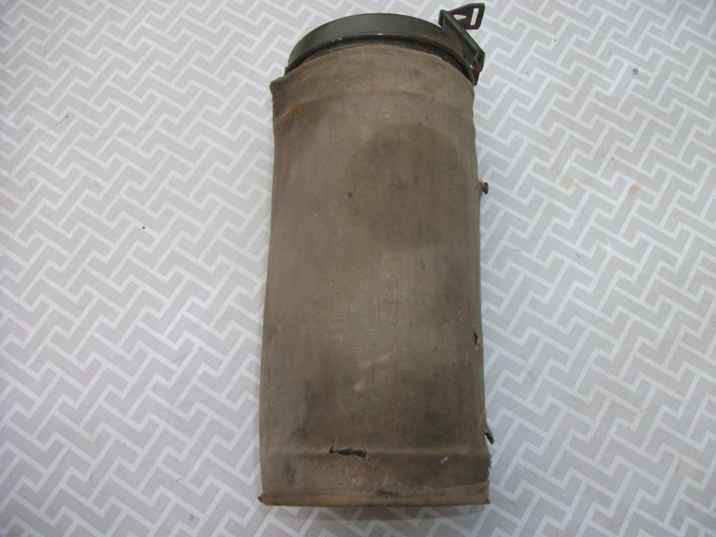 Boitier masque à gaz All 00312