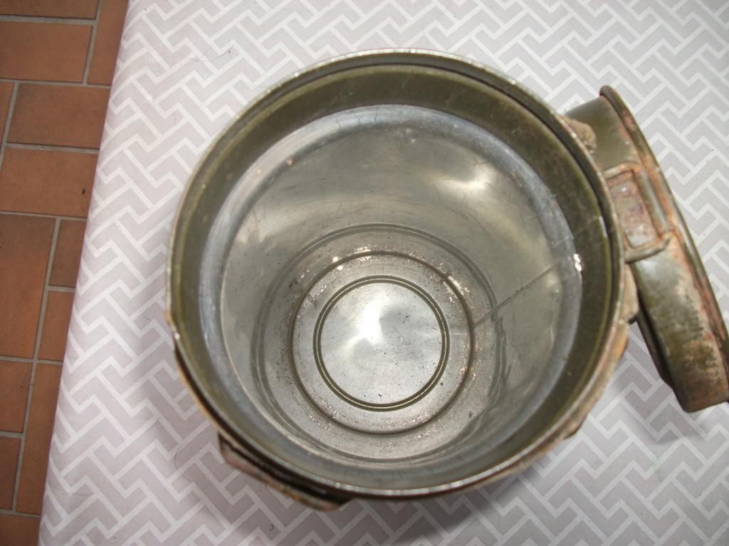 Boitier masque à gaz All 00711