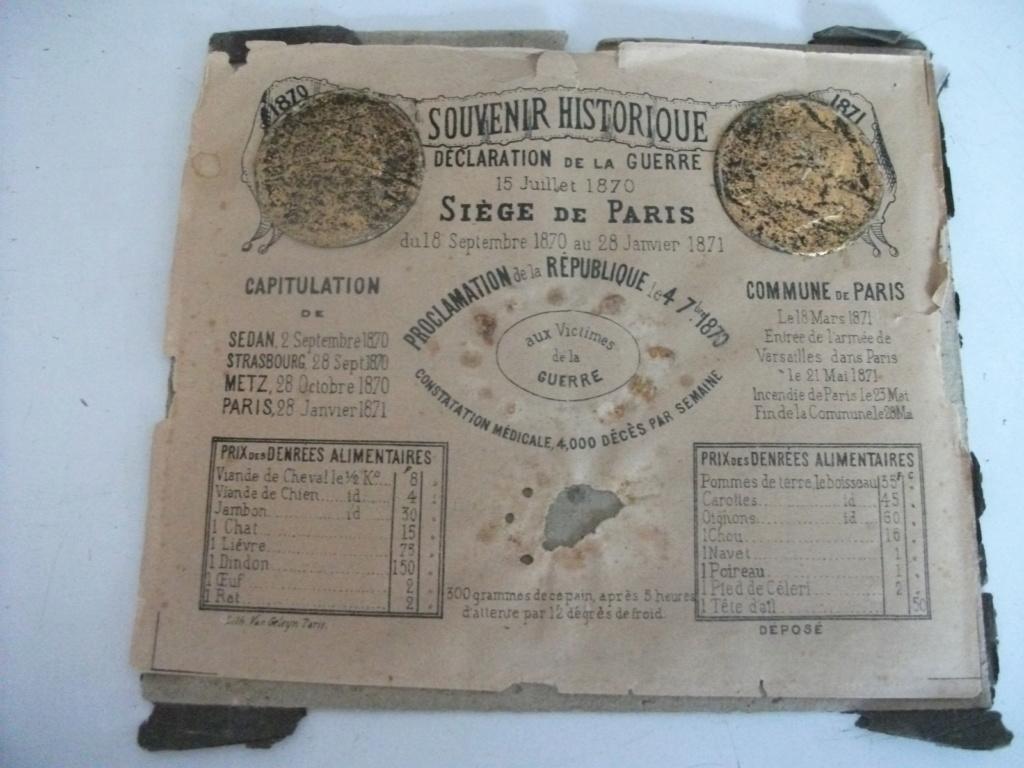 Rentrées Marine et Commune 1870-1871 00730
