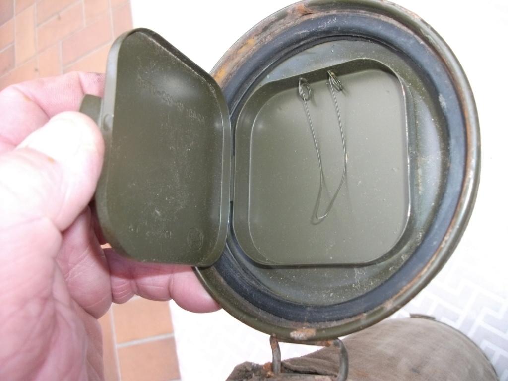 Boitier masque à gaz All 01010