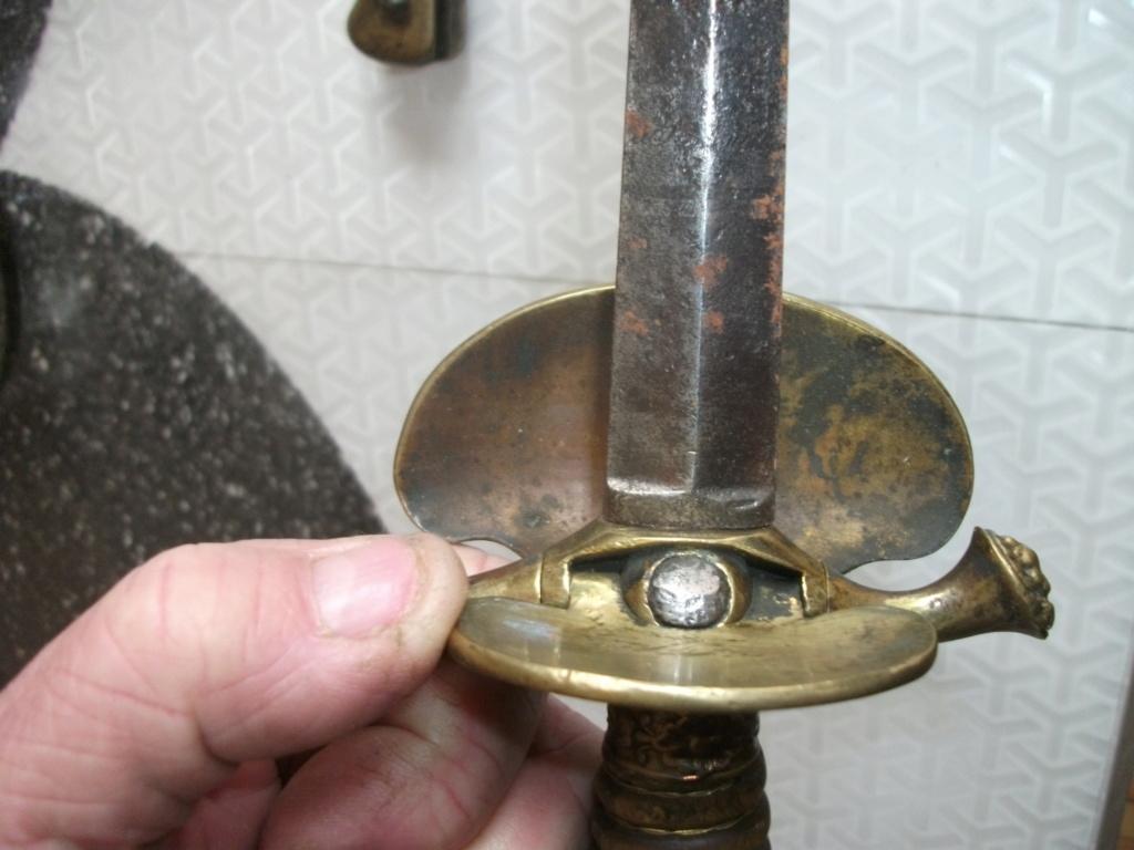 Demande pour épée 18 ou 19 ème ? 01522
