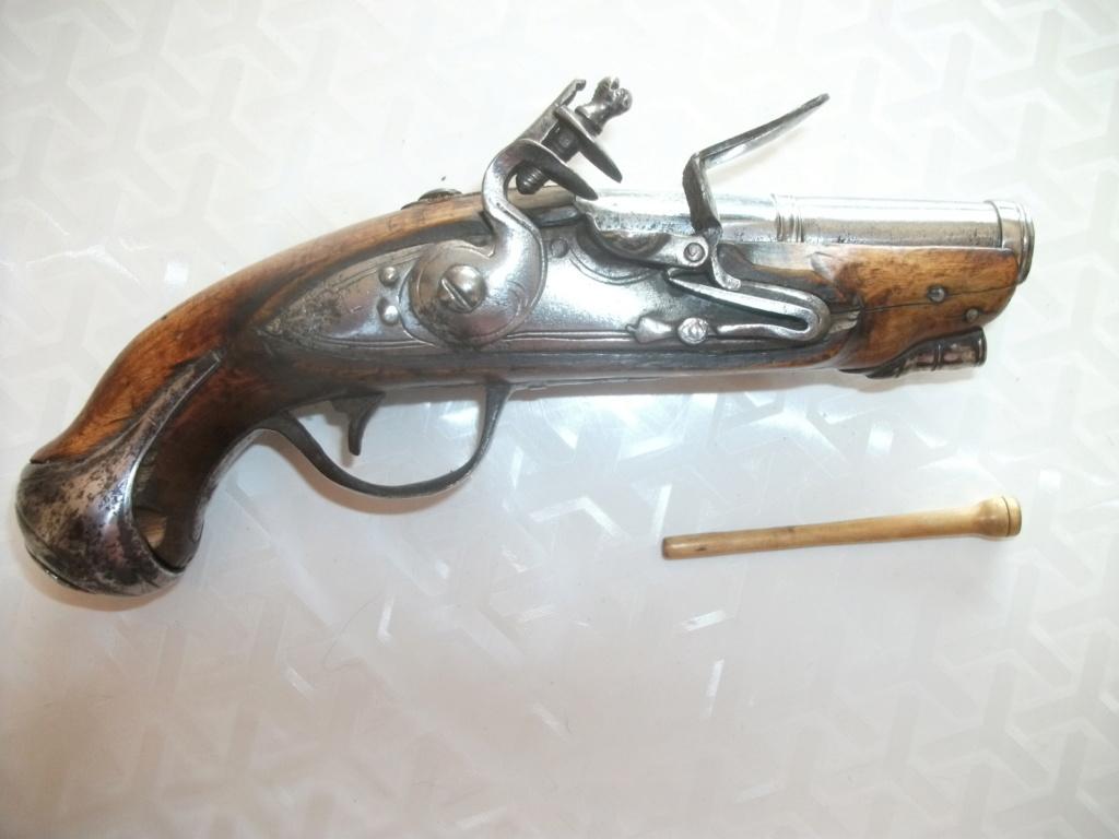 Estimation Pistolets poudre noire 02111
