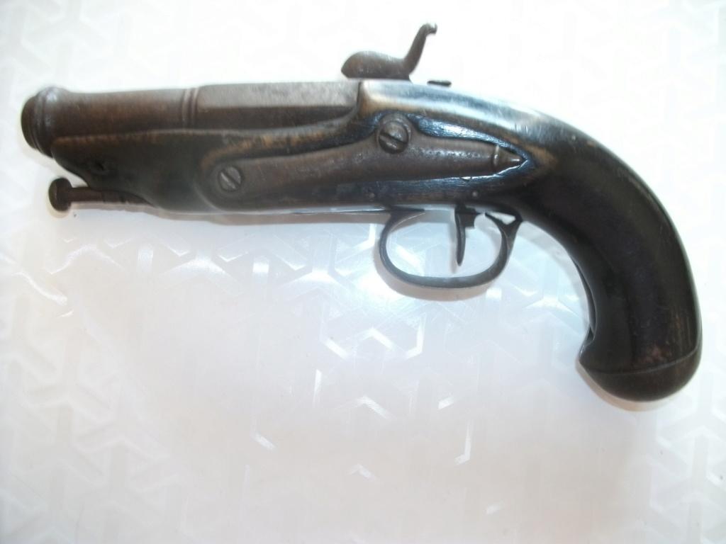 Estimation Pistolets poudre noire 02711