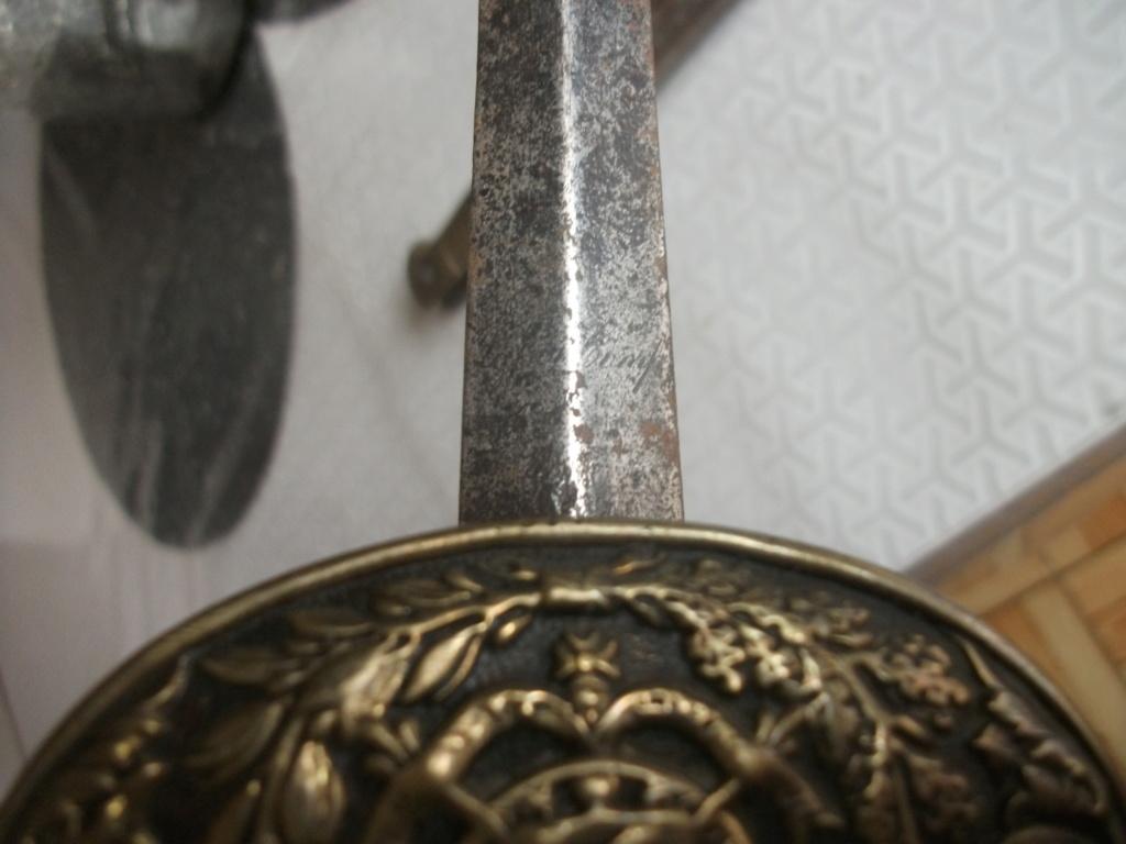 Demande pour épée 18 ou 19 ème ? 02915
