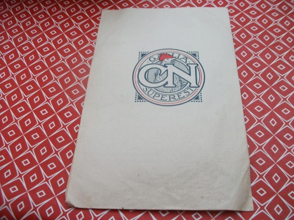 Livrets et papiers 03710