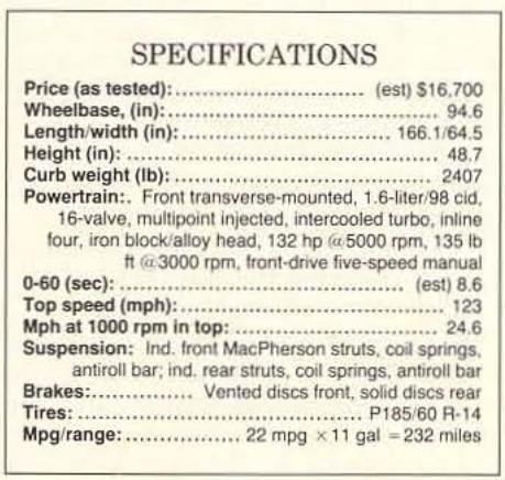 Ford Capri 1991 1988_s12