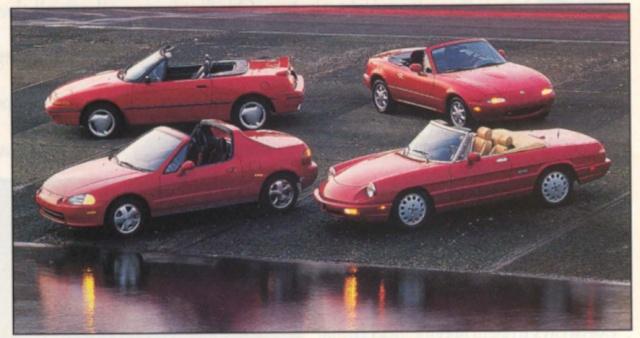 Ford Capri 1991 1990310