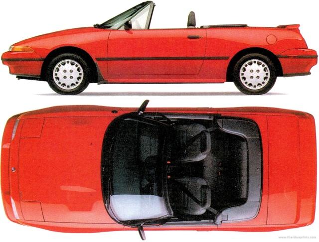 Ford Capri 1991 Capri10