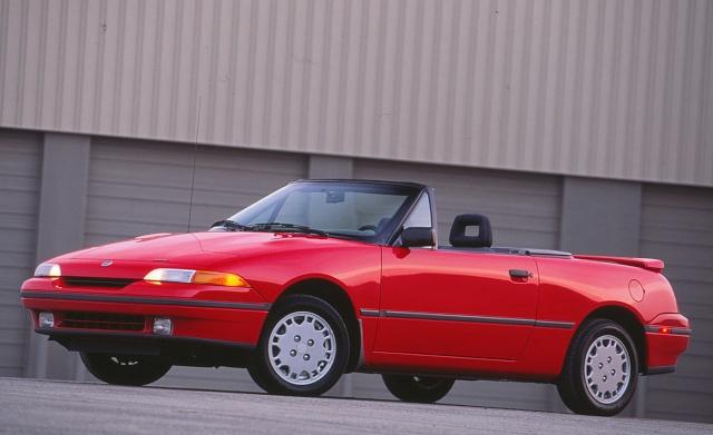 Ford Capri 1991 Capri210