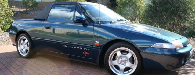 Ford Capri 1991 Capri310