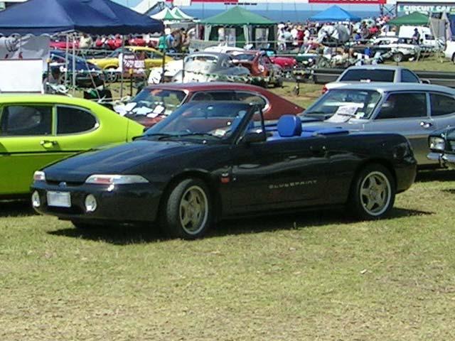 Ford Capri 1991 Peterf10