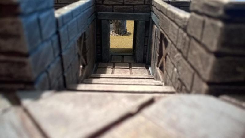 "Basements Half Block (1' x 6"") Wp_20139"