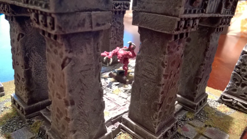 "Arcane Ruins (8"" x 8"") Wp_20152"
