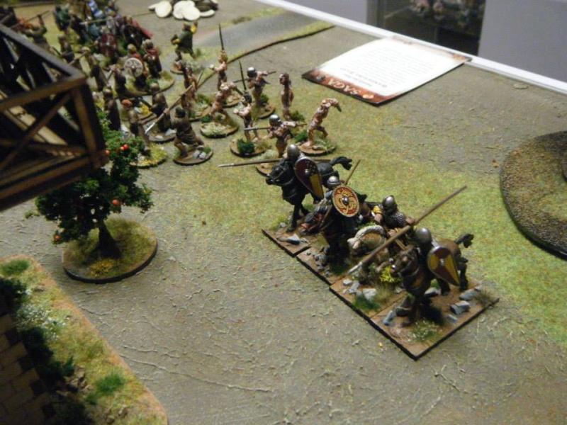 Croisés vs Francs, de retour des croisades... Saga510