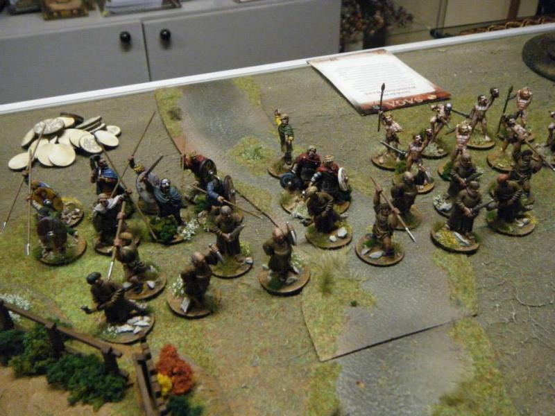 Croisés vs Francs, de retour des croisades... Saga610