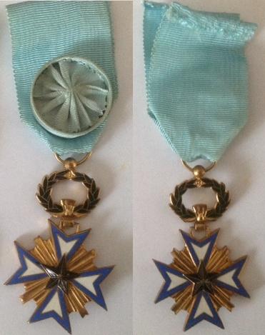 médaille étoile noire du bénin officier BAISSE DU PRIX Benin_10