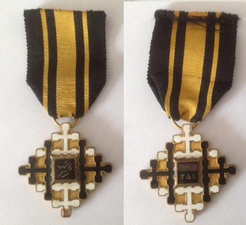 médaille du mérite civil THAI         RESERVE Merite11
