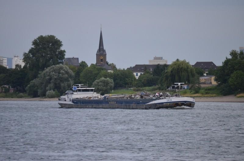 Der Rhein bei Mondorf am 22.07.2015 Dsc_0911