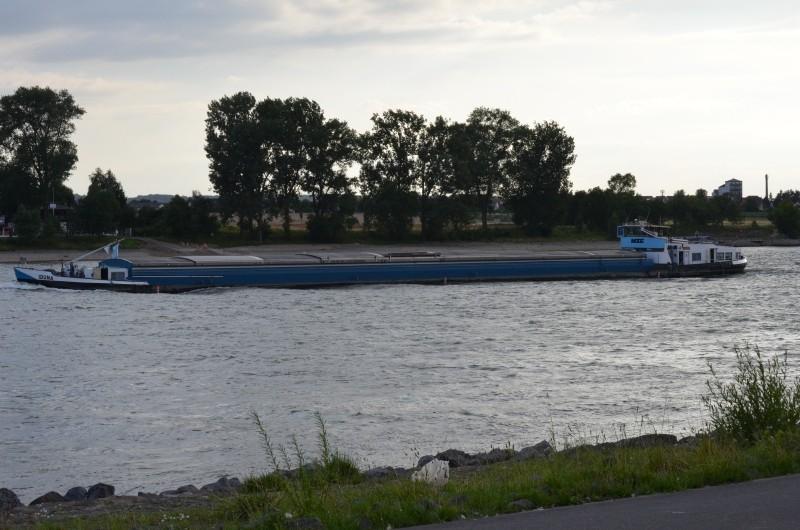 Der Rhein bei Mondorf am 22.07.2015 Dsc_1017
