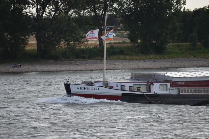 Der Rhein bei Mondorf am 22.07.2015 Dsc_1021
