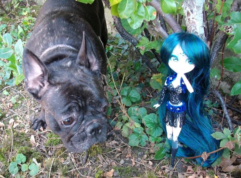 Les Pullip and co de Jane: Saphyr avec une de mes créations Saphti10
