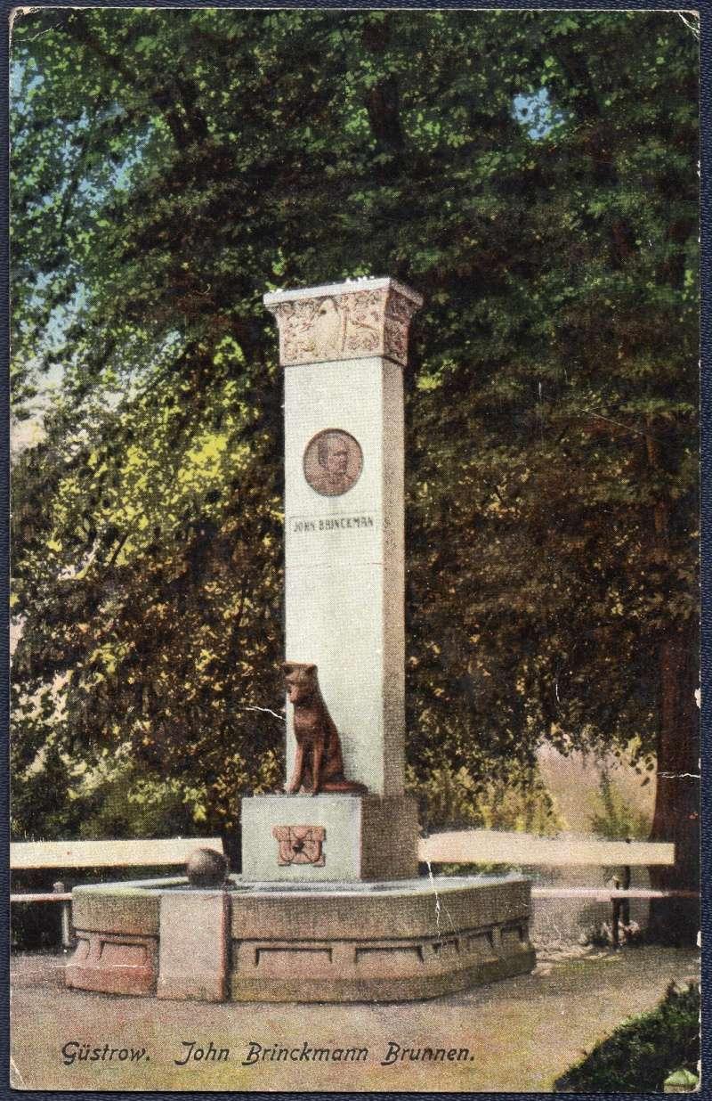 Mecklenburg und Pommern auf Ansichtskarten 1919-012