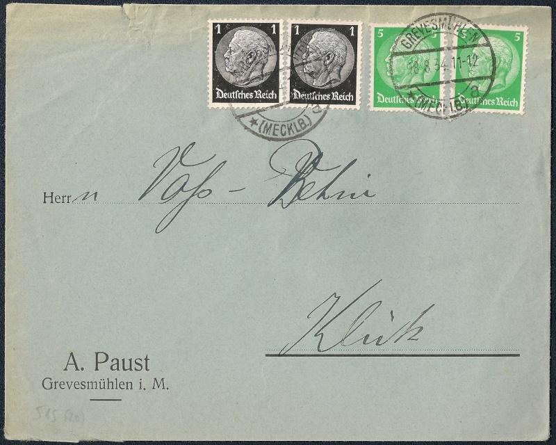 RPD Schwerin 1934 - 1945 1934-015